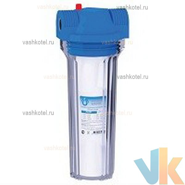Aquatech Фильтр магистральный 10 для хол. воды 1/2 без кронштейна,