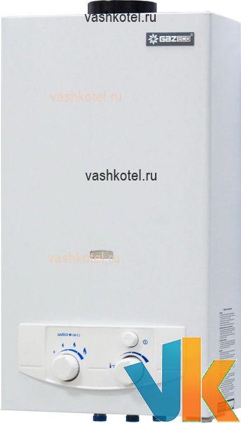 Gazlux Колонка газовая GAZECO W-10-C1 NG,