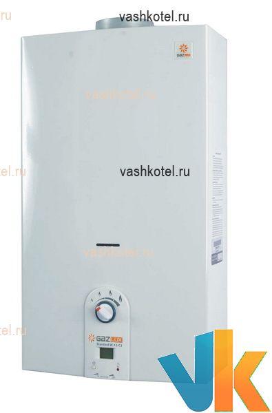Gazlux Колонка газовая Standard W-12-C1,