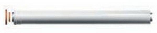 Ariston 60/100 Удлинение M/F с центрирующей пружиной, длина 1,00 м ,