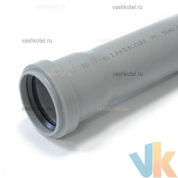 Синикон Труба ПП 1,8 мм 40 x 2,00 м,