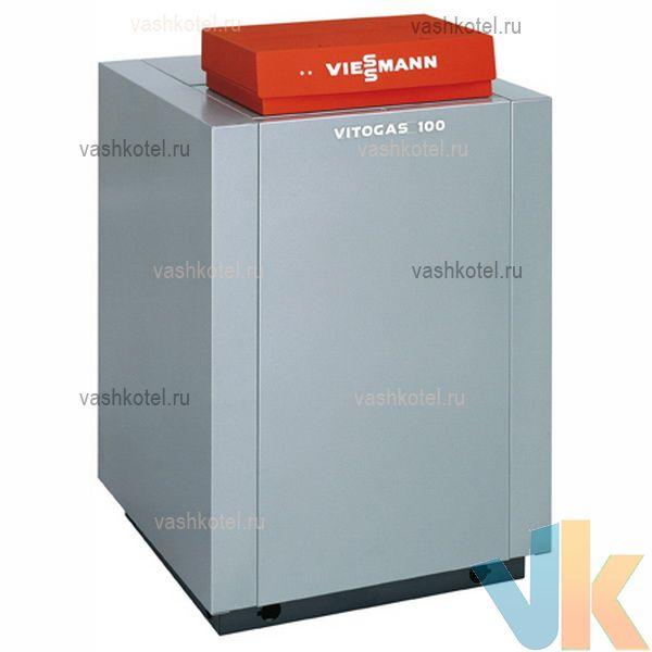 Viessmann Котел чугунный Vitogas 100-F 35 кВт без панели управления,