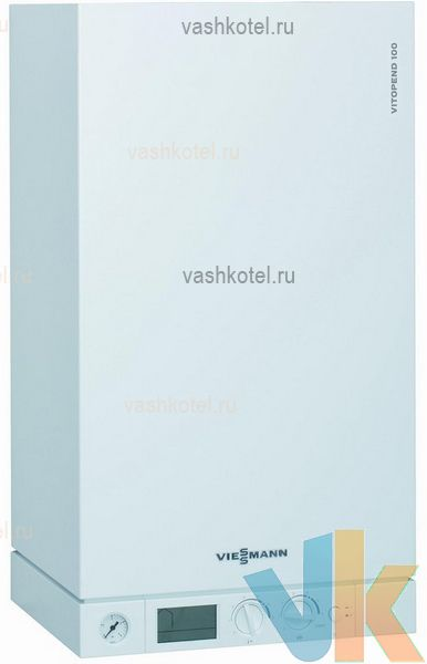 Viessmann Котел наст. Vitopend 100 -WH1D (24 кВт) Закр. КС,