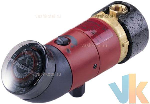 Grundfos Насос UP 15-14 BUT 1х230 V с таймером и термостатом,