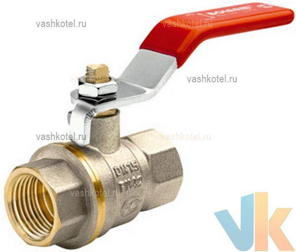Bolarm Кран шаровый 1 1/2 ВВ рычаг, вода, пар, Ру42, Т 150°С,