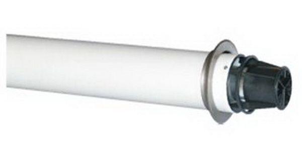 Baxi 60/100 Коаксиальная труба с наконечником,