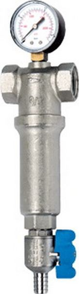 RBM Фильтр с ручной промывкой 1,
