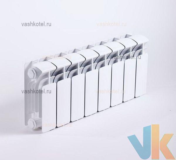 RIFAR Радиатор биметаллический B200 08 секций,