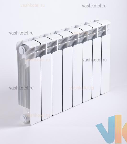 RIFAR Радиатор биметаллический B350 08 секций,