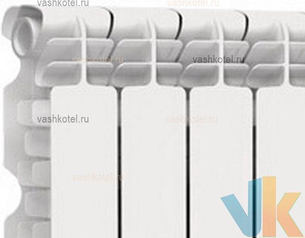Fondital Алюминиевый радиатор ASTOR S5 500/100 4 секц,
