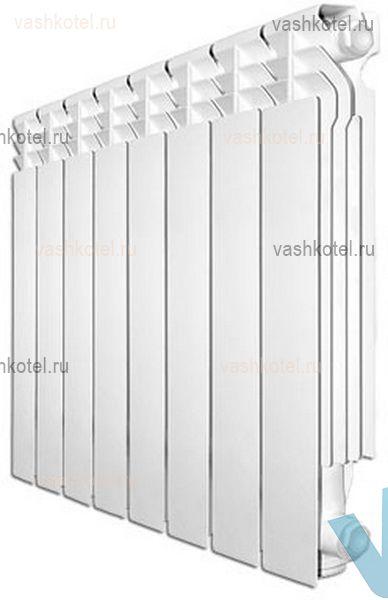 Теплотерм Радиатор алюминиевый 80/500 12 секц,