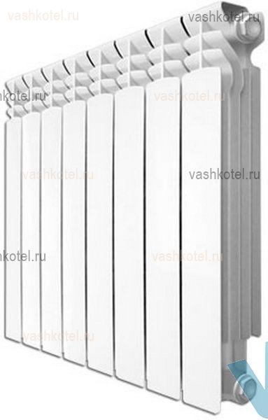 Теплотерм Радиатор биметаллический 80/500 6 секц,