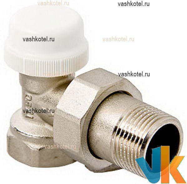 Valtec Клапан термостатический для рад. угловой 1/2,