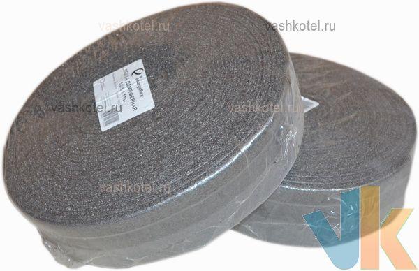 Энергофлекс Демпферная лента 100 х 10 мм (рулон 11 метров) ,