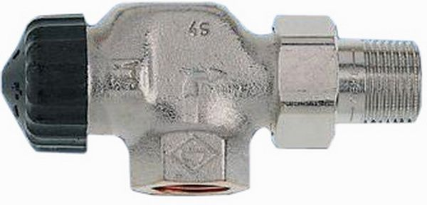 Heimeier Клапан термостатический Standard осевой 1/2,